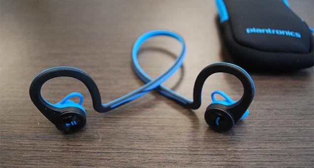 Plantronics BackBeat Fit - Best Wireless Headphones 2017
