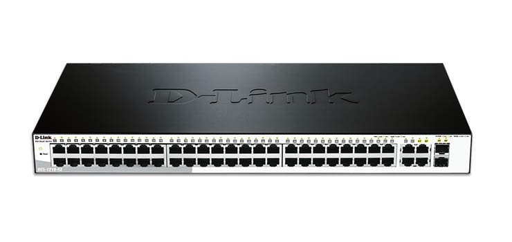 D-Link Systems 52-Port DGS-1210-52 - Best Network Switches 2016 - 10 Best Ethernet Switches