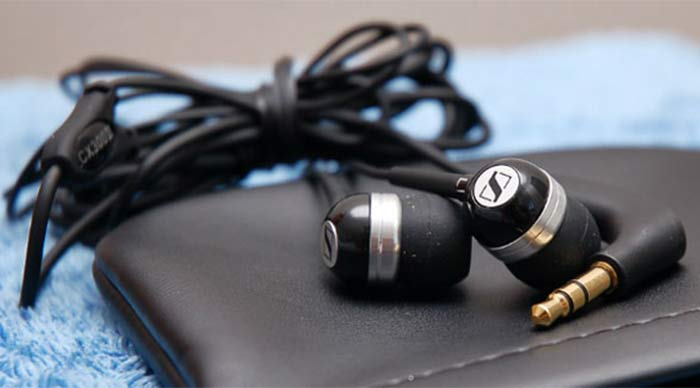 Sennheiser CX 300 II Precision - Best Earbuds Under 50