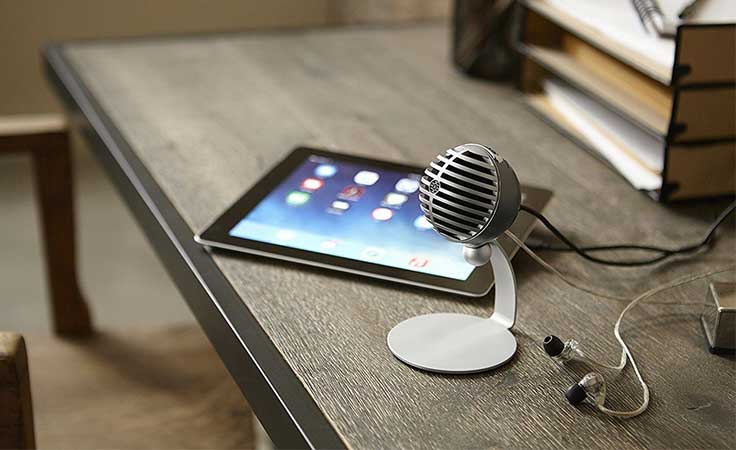 best usb microphone 2018 top 10 best microphone for youtube streaming. Black Bedroom Furniture Sets. Home Design Ideas