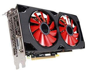 XFX RX 570 8GB RS - Best Graphics Cards For Hackintosh