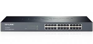 TP-LINK TL-SG1024 - Best Network Switches 2016 - 10 Best Ethernet Switches