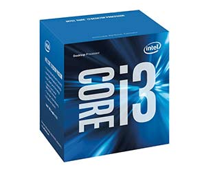 Intel Core i3 6100 - Top 10 Best CPUs (Processors) For Gaming In 2017