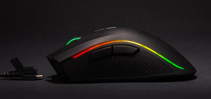 new gaming mouse 2017