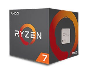 AMD Ryzen 7 1800X - Best CPUs (Processors) For Gaming In 2018