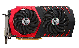 MSI GAMING Radeon RX 470 GDDR5 4GB - Best Graphics Cards 2017