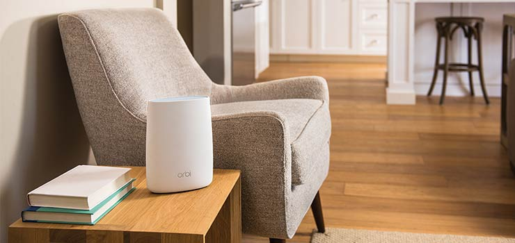 Orbi Home WiFi System by NETGEAR
