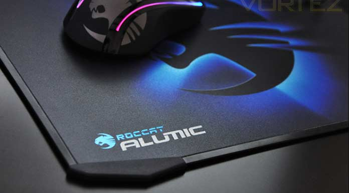 ROCCAT Alumic Double-Sided - Best Gaming Mouse Pad 2017