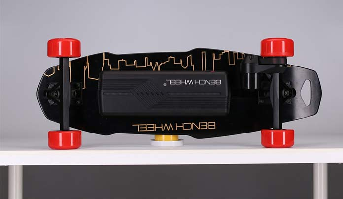 Benchwheel Electric Penny Board
