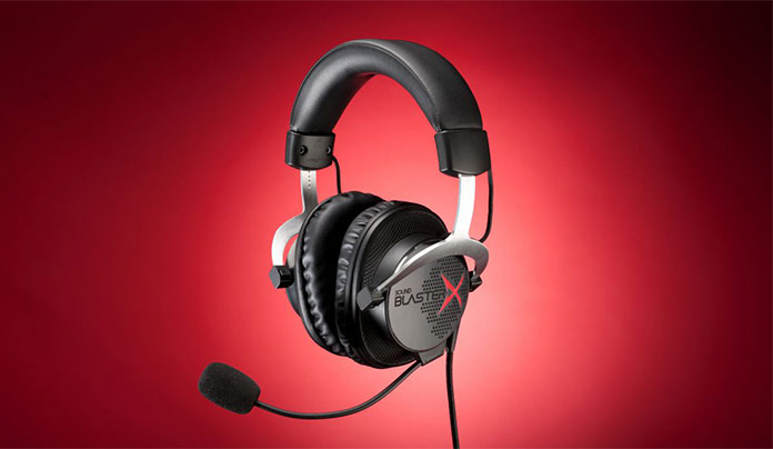 Creative Sound BlasterX H5 - Best Gaming Headset Under 100