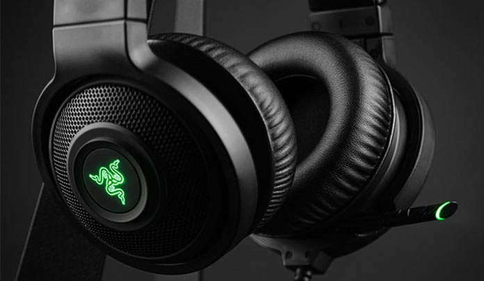 Razer Kraken Chroma - Best Gaming Headset Under 100