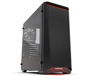 Phanteks P400 Tempered Glass