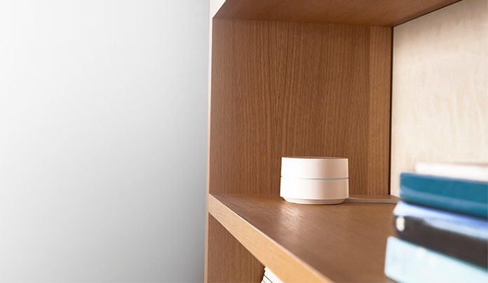 Google Wifi - best mesh wifi network 2018