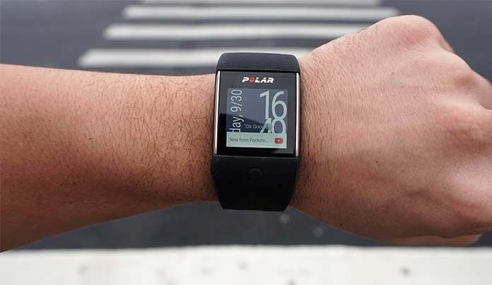 Polar M600 - Best smartwatch 2018