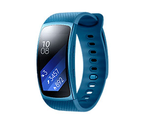 Samsung Gear Fit 2 - Best Fitness Trackers 2019
