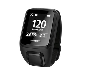 TomTom Spark 3 - Best Fitness Trackers 2019