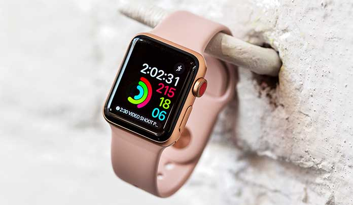Apple watch 3 - Best smartwatch 2018