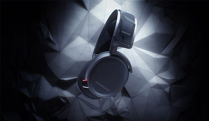 SteelSeries Arctis 7 wireless gaming headset