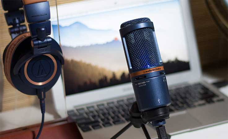 Audio-Technica AT2020USB+ - Best USB Microphone 2018 - Top 10 Best Microphone For Streaming