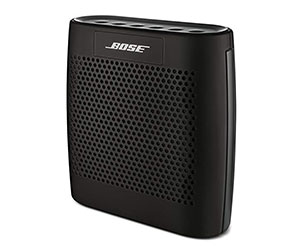 Bose SoundLink Colour - Best Bluetooth Speakers 2019
