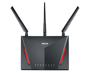 Asus AC2900 Dual Band (RT-AC86U) - Best Home Router 2019
