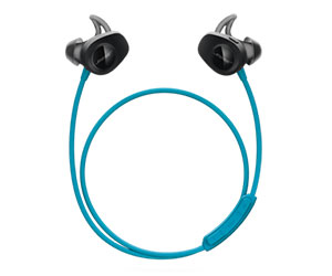 Bose SoundSport Wireless Headphones - Best Workout headphones 2019