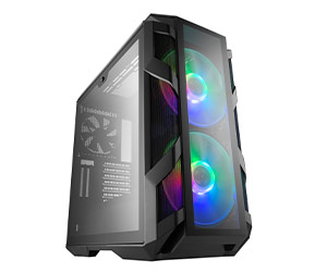 Cooler Master H500M - Best Airflow Case 2019
