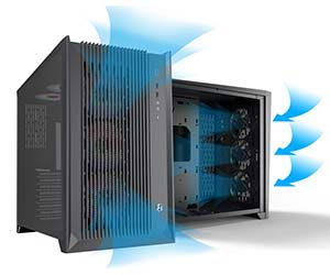 Lian Li PC-O11 Air - Best Airflow Case 2019
