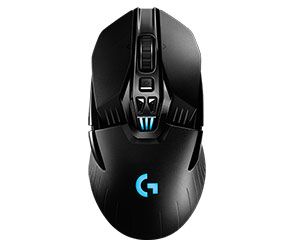 Logitech G903 Wireless - Best Wireless Gaming Mouse 2019