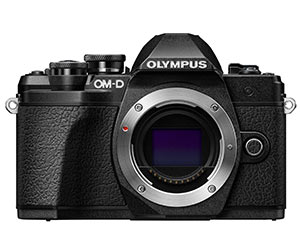 Olympus OM-D E-M10 Mark III - Best Mirrorless Camera 2019