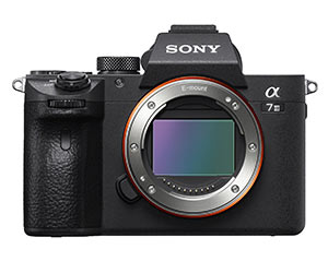Sony A7 III - Best Mirrorless Camera 2019