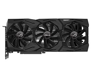 ASUS GeForce RTX 2080 Ti STRIX - Best GPU For Ryzen 7 2700X and 3700X