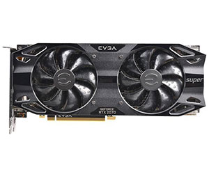 EVGA GeForce RTX 2070 Black Gaming - Best GPU For Ryzen 7 2700X and 3700X