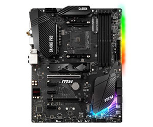 MSI B450 Gaming Pro Carbon AC - Best Motherboard For Ryzen 9 3900X