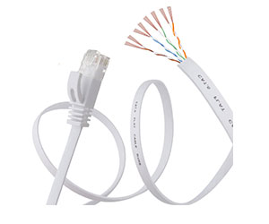 Jadaol Cat 6 Flat Ethernet Cable